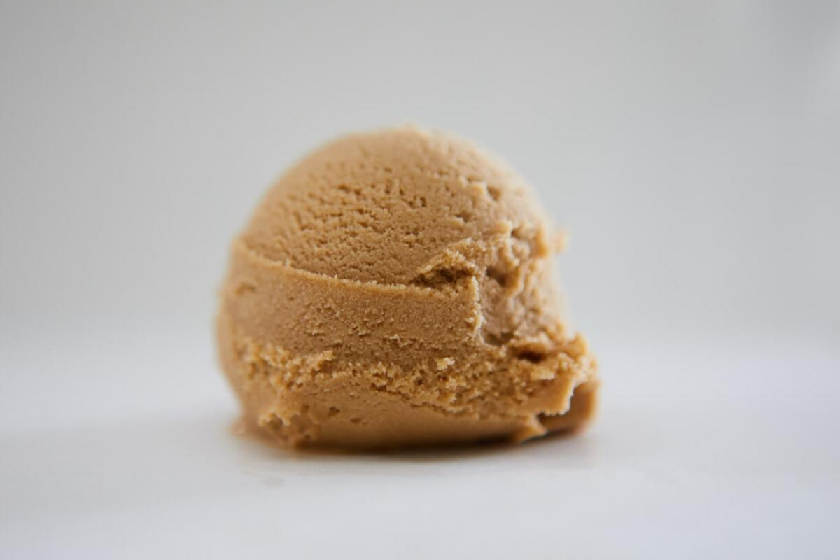 Ice cream coffee flavor